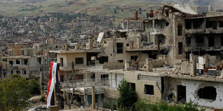 اسلحة سوريا الكمياوية وأمن اسرائيل وبرستيج الولايات المتحدة ورسيا