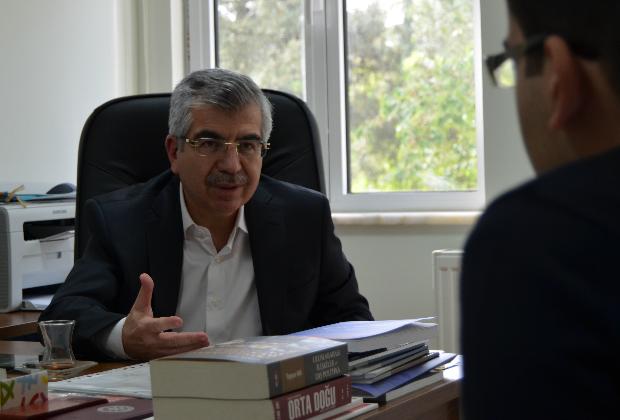 Prof. Dr. Tayyar Arı ile Türkiye-Fransa İlişkileri